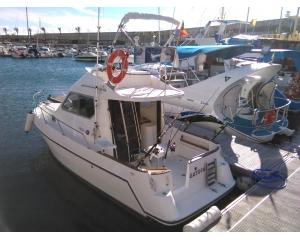 Pesca Deportiva en Yate- 4 HORAS
