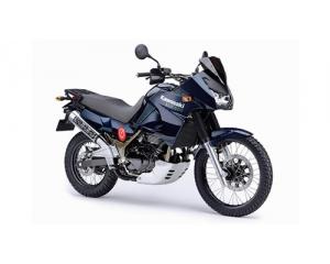 Kawasaki KLE 500 cc.