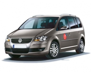 VW Touran 7 Plazas.