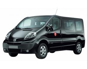 Nissan Primastar 9 Plazas.