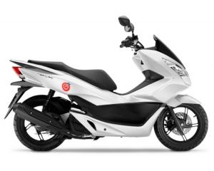 Honda PCX 125 cc.