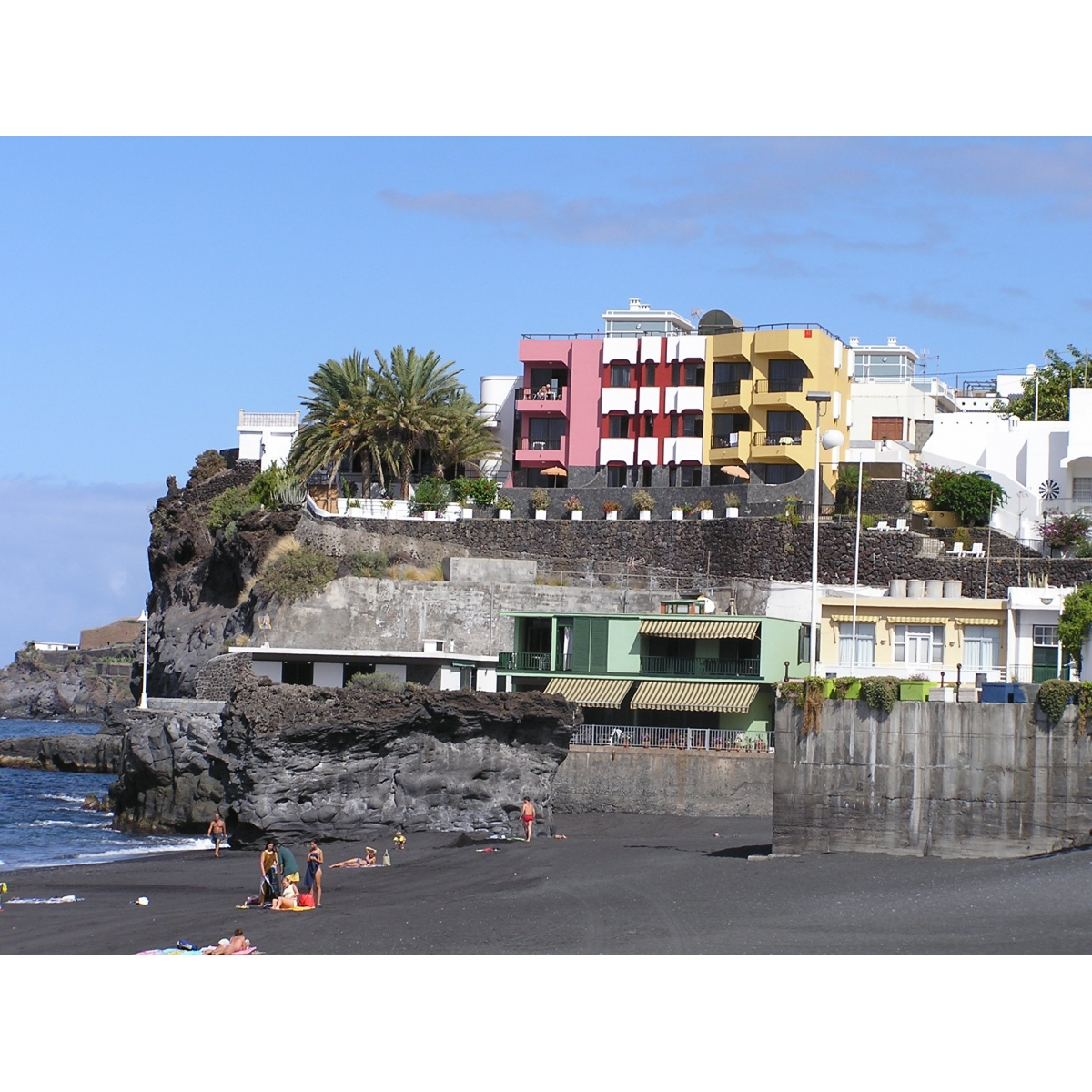 Apartamentos Horizonte (Puerto Naos) Max 3 Personas - S.A.