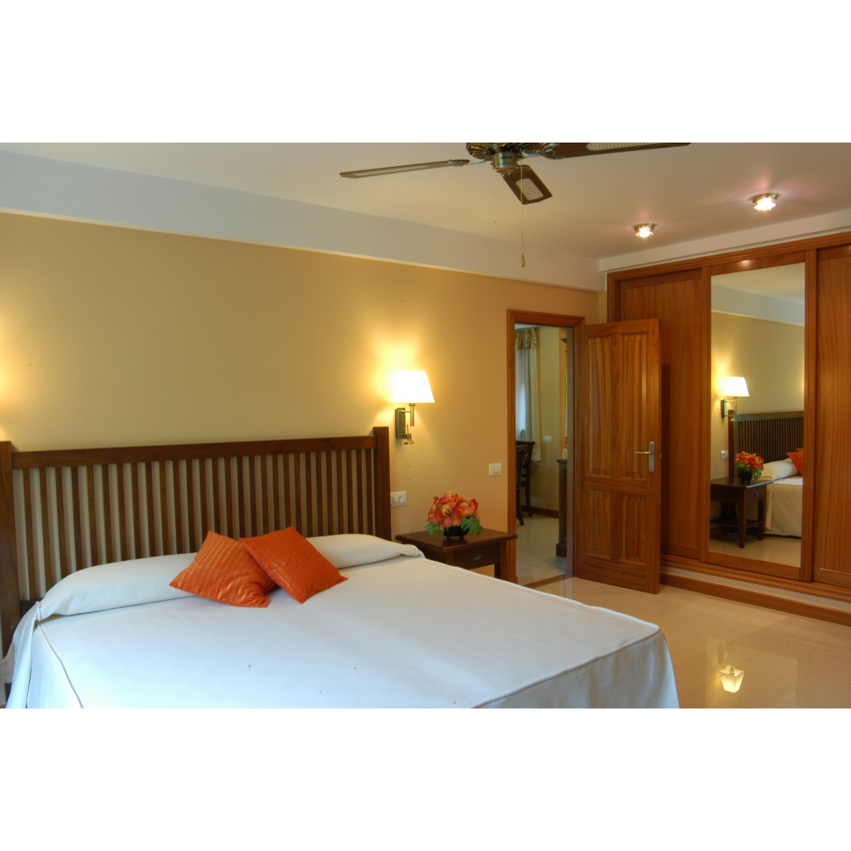 Hotel El Galeón (S/C de La Palma) -Family Apartment  - 2 Persons O.A.