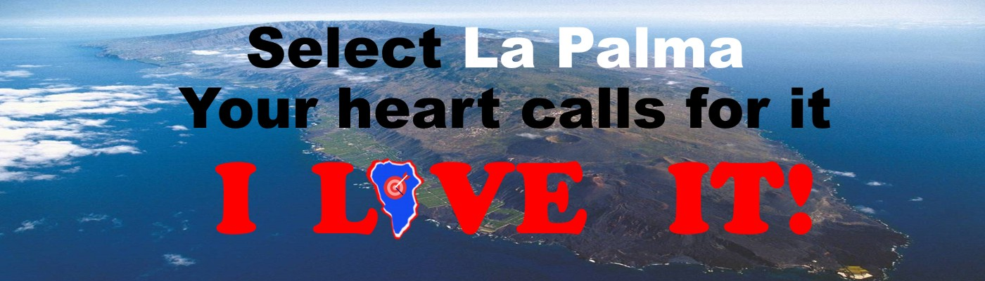 Select La Palma - Your heart calls for it