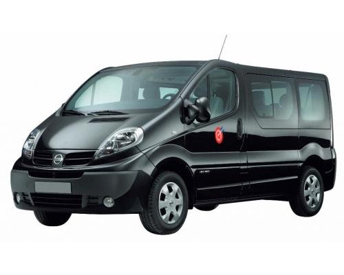 Nissan Primastar 9 Pax.