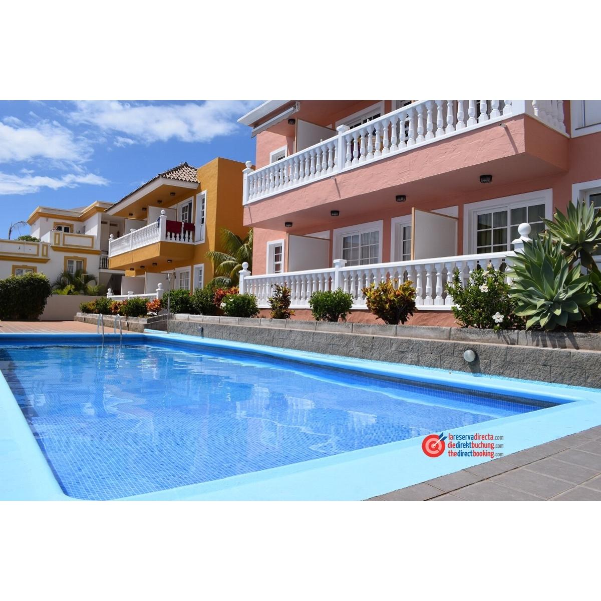 Apartments Roque (Puerto Naos) - Max. 4 persons - O.A.